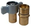 4100 Series, Wet Line Couplings (Wingnut)
